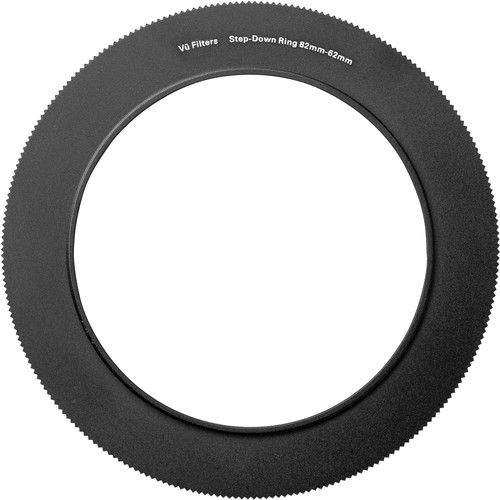 Vu Filters 62-82mm Step-Up Ring
