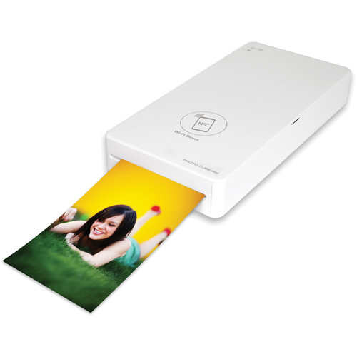 VuPoint Solutions Photo Cube mini Printer