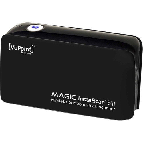 VuPoint Solutions MAGIC InstaScan Portable Smart Scanner