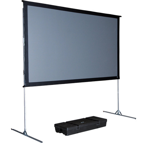 "Vutec Porta-Fold 147""/HDTV Rear View Complete Kit"