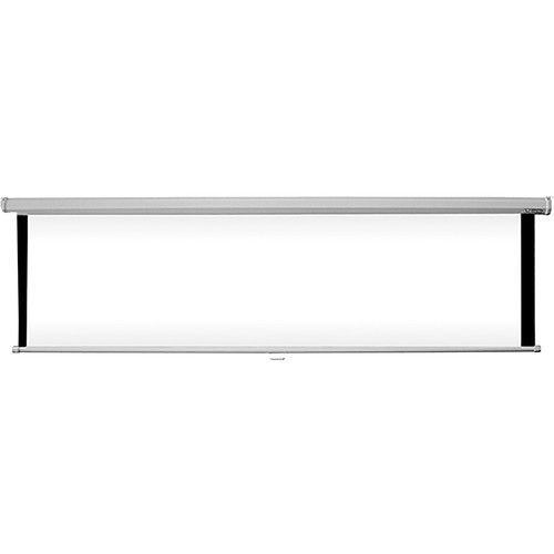 "Vutec CM096-096MWW Consort 96 x 96"" Manual Screen (White)"