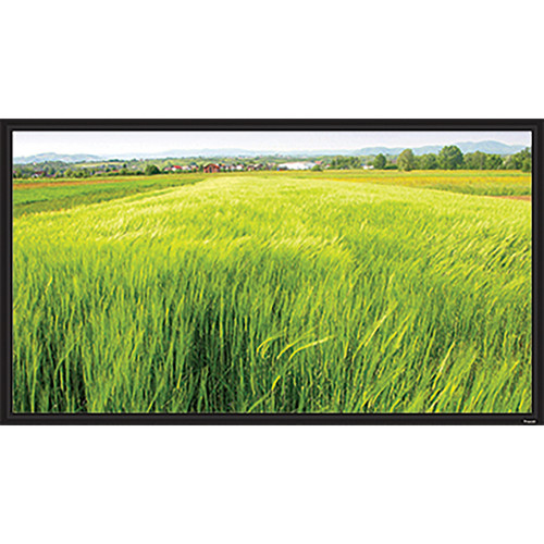 "Vutec ELF060-096MG Elegante Fixed Frame 60 x 96"" Screen"