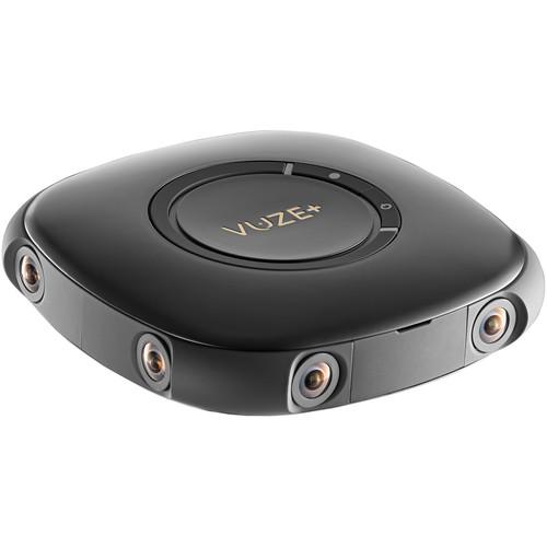 Vuze+ 4K 3D 360 Spherical VR Camera