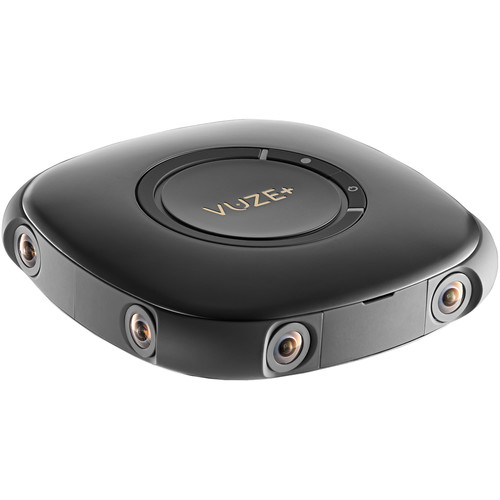 Vuze Vuze+ 4K 3D 360 Spherical VR Camera