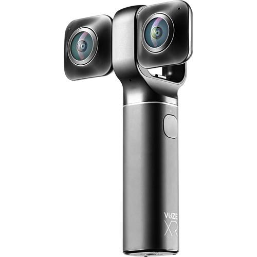 Vuze XR 3D VR180° / 2D 360° 5.7K Camera (Black)
