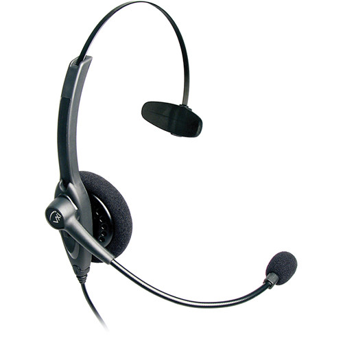 VXi Passport 10V Monaural Single-Wire Headset