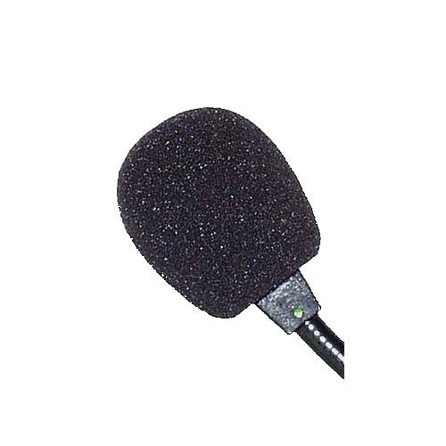 VXi MC2020 Foam Mic Covers for Passport Headsets (200 Pieces)