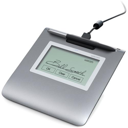Wacom STU-430V Monochrome Signature Pad