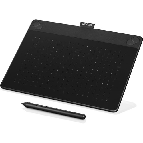 Wacom Intuos 3D Pen & Touch Tablet