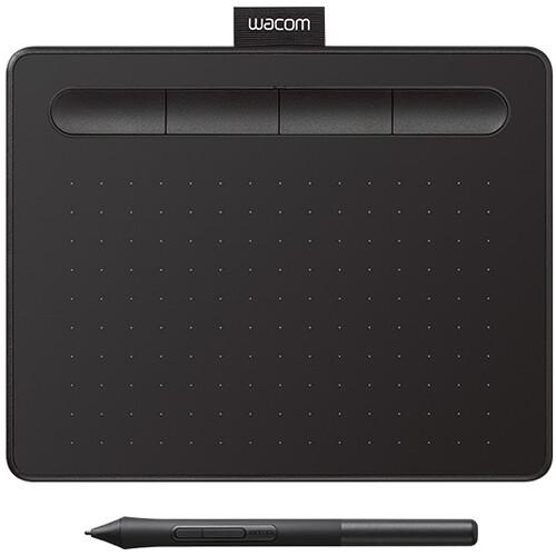 Wacom Intuos Creative Pen Tablet (Small, Black)