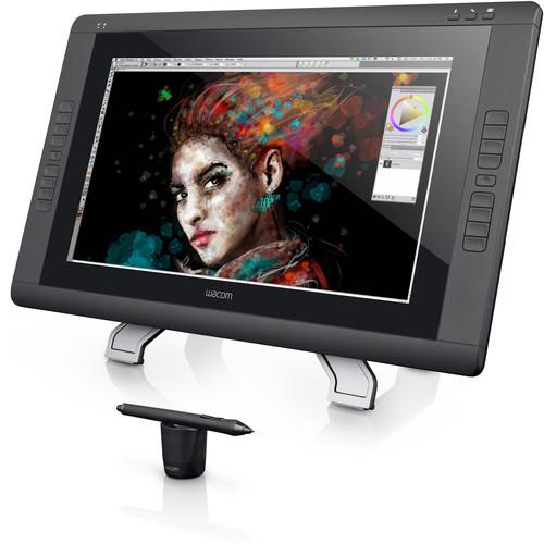 "Wacom DTH2200 Cintiq 22"" HD Touch Pen Display (Refurbished)"