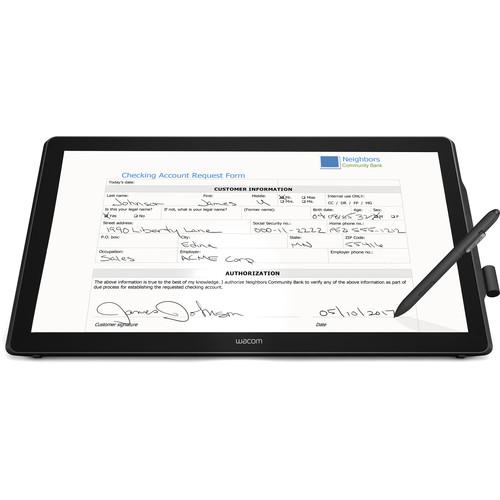 """Wacom DTK-2451 23.8"""" Full-HD Pen Display"""