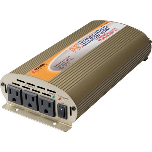 WAGAN Slim Line 1000W 12 VDC to 110 VAC Power Inverter