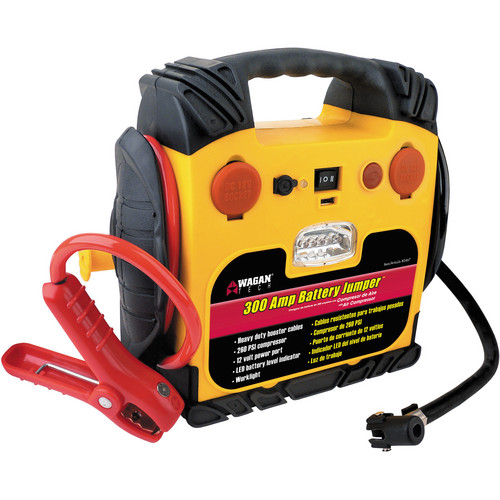 WAGAN 300 AMP Battery Jumper/Portable Power Station