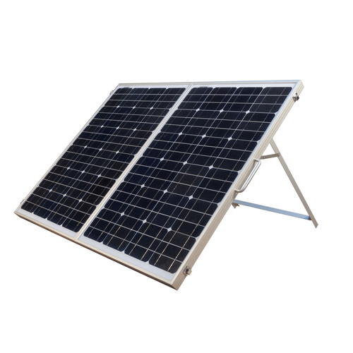 WAGAN 120W (2 x 60W) Portable Folding Solar Panels