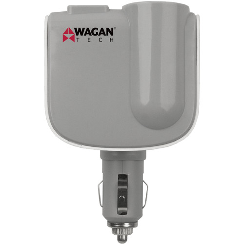 WAGAN TravelCharge Companion GO-Plus Car Charger