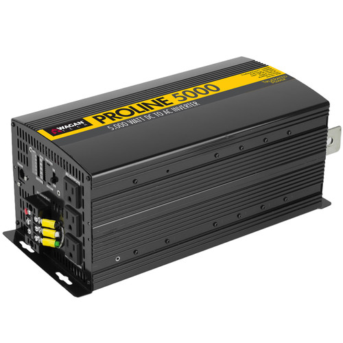 WAGAN 5,000W ProLine Power Inverter with Remote (12V)