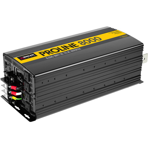 WAGAN 8000W ProLine Power Inverter with Remote (12V)