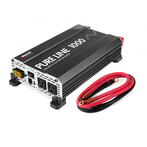 WAGAN Pure Line 1000W Power Inverter