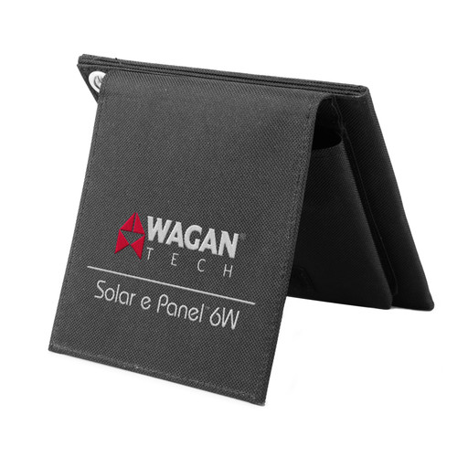 WAGAN Solar e Panel 6 Charging Pack