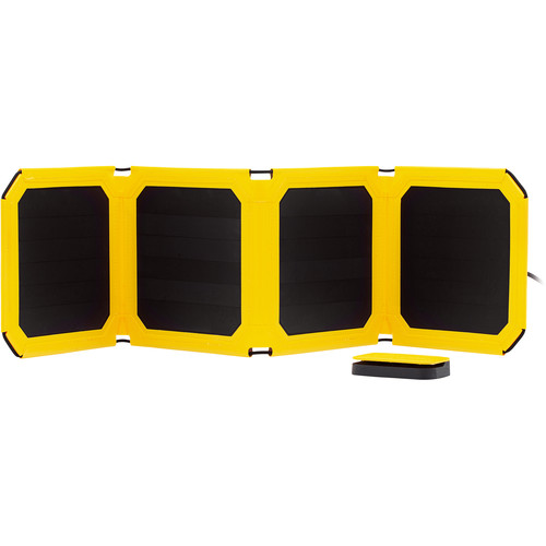 WakaWaka Solar Panel and Solar Link Kit (Yellow)