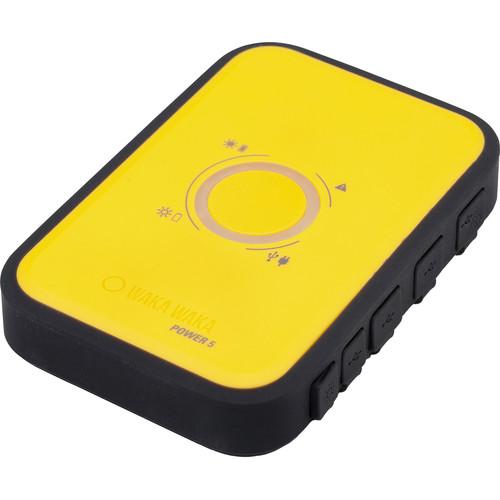 WakaWaka WakaWaka Power 5 Portable Charger (Yellow)