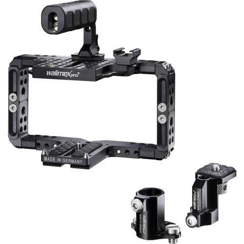 walimex Pro Aptaris Universal Frame & Anti-Twist Swivel Arm Safeguard Kit