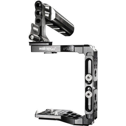 walimex Pro Aptaris Universal XL Adjustable DSLR Cage with Extension Kit