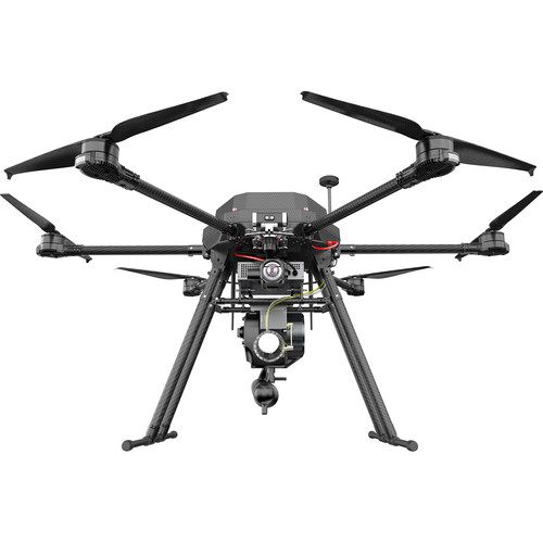 Walkera Gas Electric Hybrid Drone With 2 Hours Flight Time