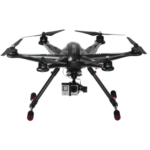 Walkera TALI H500 Hexacopter FPV Kit with 3-Axis Gimbal and Case