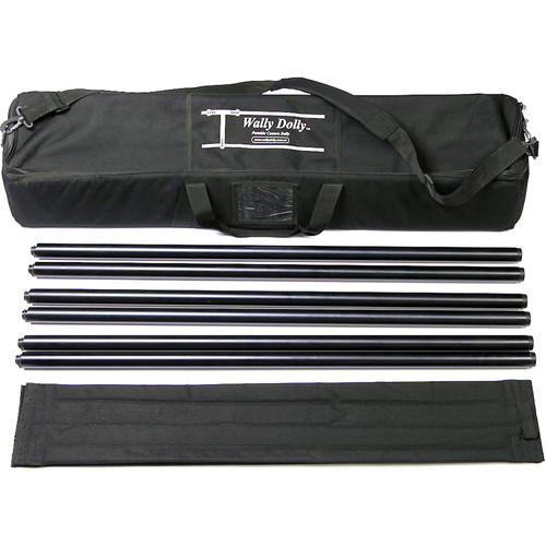 Wally Dolly 9' Track Extension Set with Bag