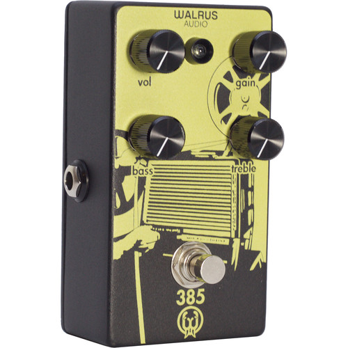 WALRUS AUDIO 385 Overdrive Pedal for Electric Guitars