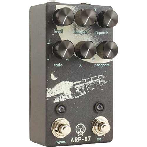 WALRUS AUDIO ARP-87 Multi-Function Delay Pedal for Electric Guitarists