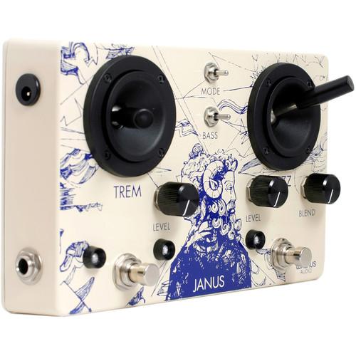 WALRUS AUDIO Janus Tremolo and Fuzz with Joystick Controls