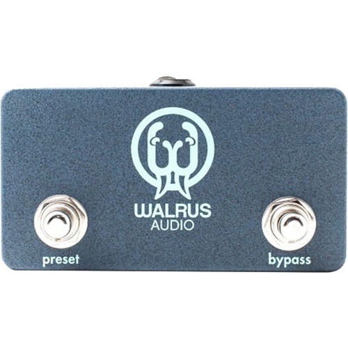 WALRUS AUDIO 2-Channel Remote Switch