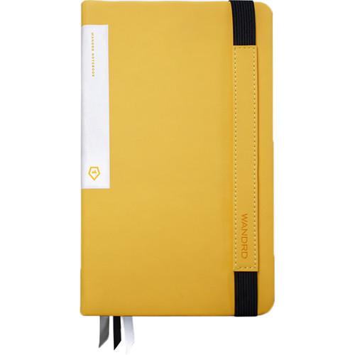 WANDRD NB-YL-1 Notebook (Yellow)