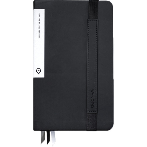 WANDRD TJ-BK-1 The Travel Journal (Black)