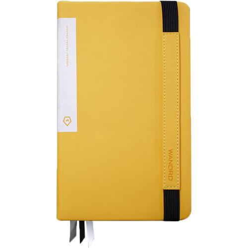 WANDRD TJ-YL-1 The Travel Journal (Yellow)