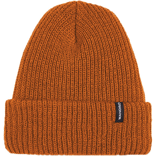 WANDRD Roadside Watch Cap (Burnt Orange)