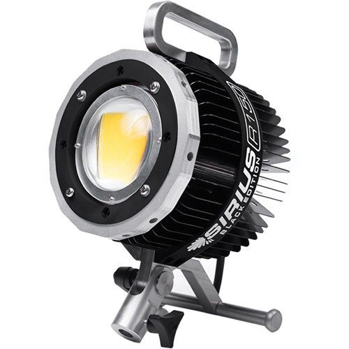 Wardbright Sirius R150 Black Edition LED Fixture (5,000K)