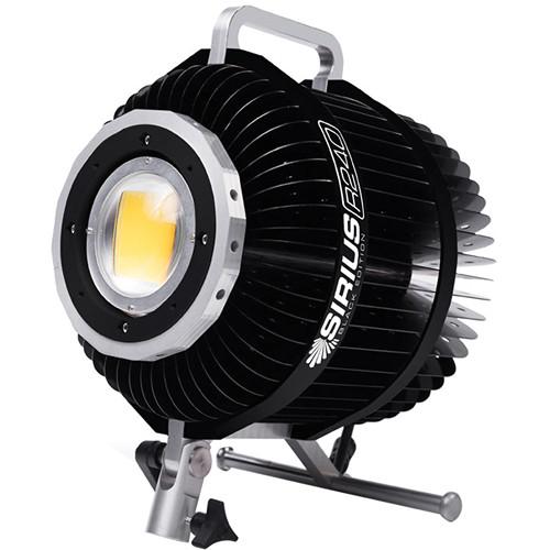 Wardbright Sirius R240 Black Edition LED Fixture (5,000K)