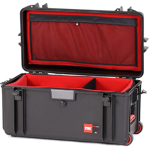 Wardbright HPRC Wheeled Hard Case for Sirius R240 & R280 LED Fixtures