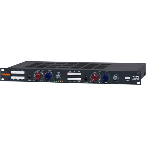 Warm Audio WA273 Dual-Channel Microphone Preamp