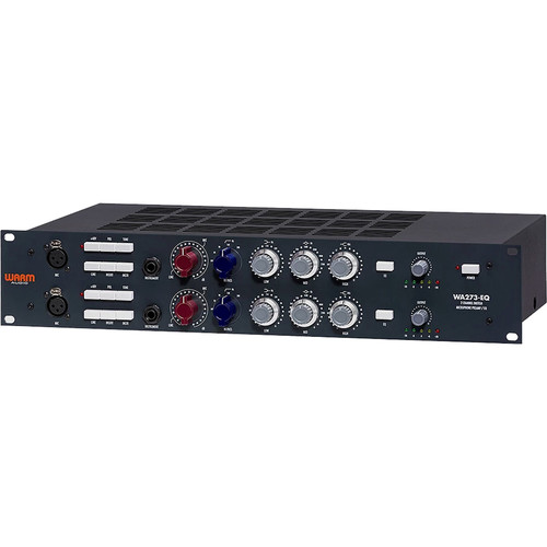 Warm Audio WA273-EQ Dual-Channel Microphone Preamplifier and Equalizer