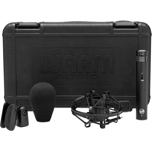 Warm Audio WA-84 Small Diaphragm Condenser Microphone (Black)