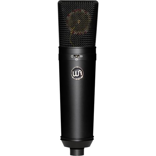 Warm Audio WA-87 Multi-Pattern Condenser Microphone (Limited Edition Black)