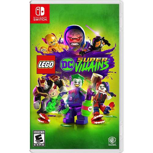 Warner Bros. LEGO DC Super-Villains (Nintendo Switch)