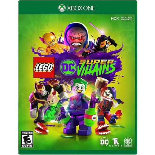 Warner Bros. LEGO DC Super-Villains (Xbox One)