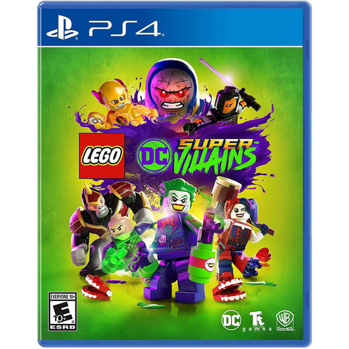 Warner Bros. LEGO DC Super-Villains (PS4)