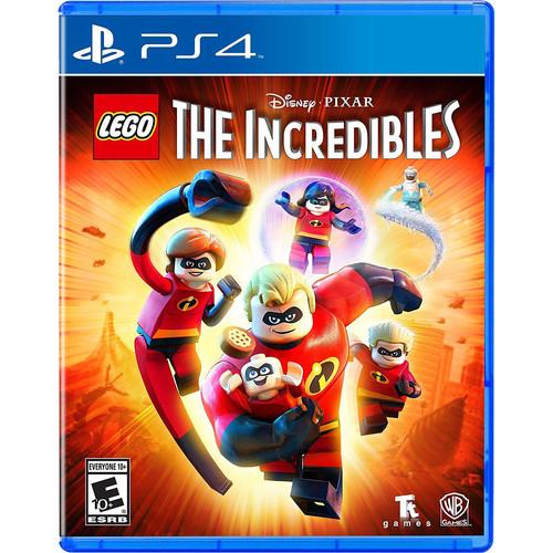 Warner Bros. LEGO Incredibles (PS4)